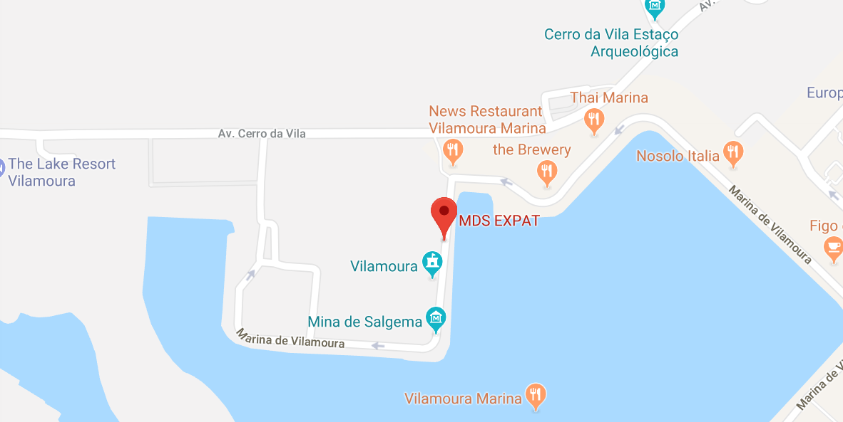 Google Map MDS EXPAT